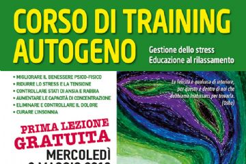CORSO DI TRAINING AUTOGENO